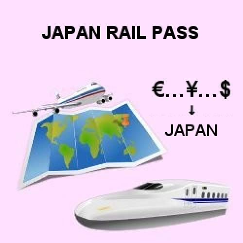 CHEAP JAPAN: Yen/Euro rate, price of the JR Pass and travel in 2013