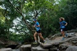 2017-18 12/29-1/2 香港 Ultra Trail Tai Mo Shan 162km115km エントリー付き公式ツアー