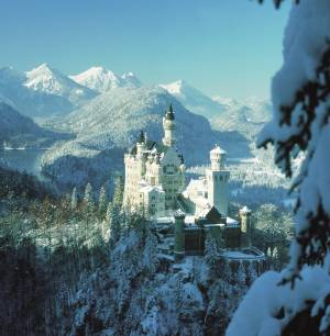 冬のドイツを巡る新着ツアー