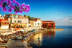 学び×アクティビティ×グルメ…クレタ島で全てを楽しむ!