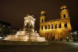 フランス貸し切りコンサート|パリ サン・シュルピス教会