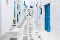 チャーターヨットでアイランドホッピング in ギリシャ サントリーニ島にゆったり2泊 <ラグジュアリープラン> 8日間