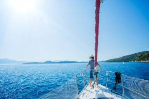 ≪おすすめ!!≫ エーゲ海ヨットクルーズの旅