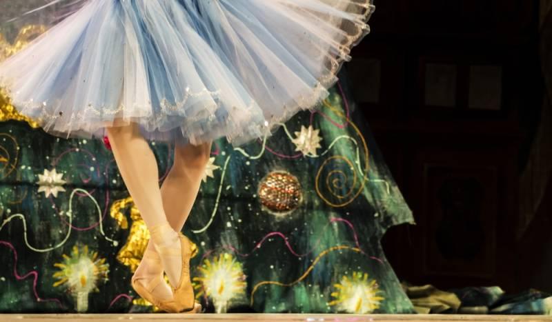 2017年 マリインスキーバレエ♪『くるみ割り人形』『パキータ』鑑賞♪クリスマスツアー