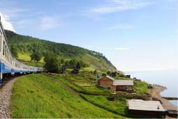 シベリア鉄道でバイカル湖を目指す6日間