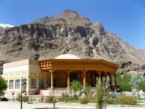 タジキスタン建築、パミルハウス