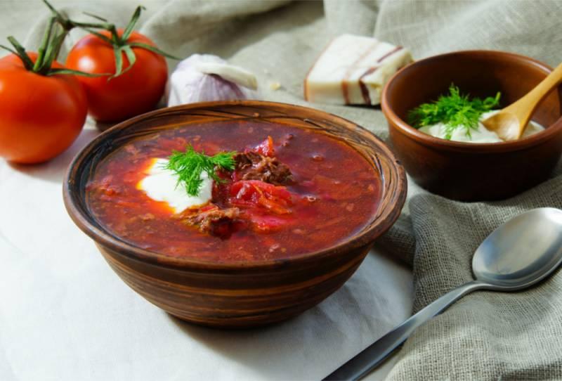 寒いからこそ美味しい!冬のロシア料理