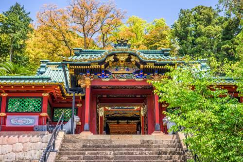 Découverte de la ville historique de Shizuoka