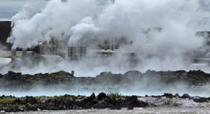 アイスランドの地熱発電!