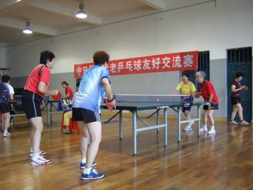 桂林卓球留学 体験談 2015年3月