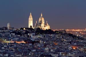 映画の舞台になったフランスの観光地 パリ