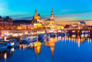 ドイツ・クラシック都市訪問