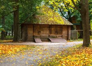 チェーホフが愛したロシアの田舎メリホヴォ