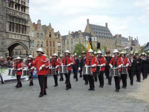 ベルギー☆イーペルの猫祭りの発展