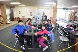 英語キャンプ 3rd day