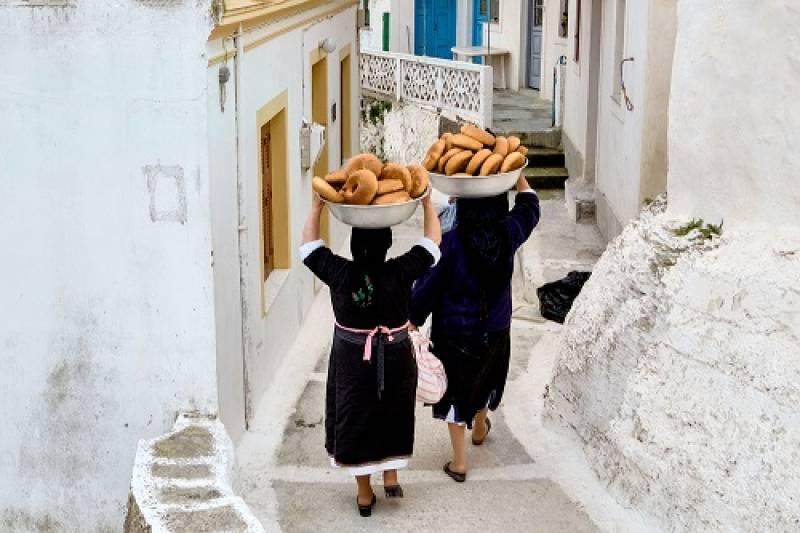 ギリシャのパンあれこれ