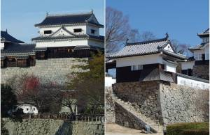 The beautiful castles of Japan - Part 2: The two Matsuyama castles