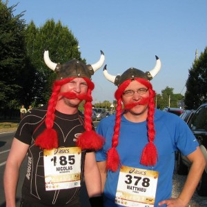 ワインも仮装もマラソンも!メドックマラソンが開催されました!