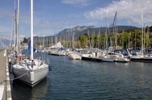 フランス観光を楽しもう!地方を巡る旅シリーズ●ローヌ・アルプ地方●エヴィアン・レ・バン