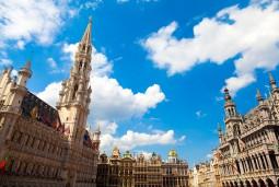 王道ベルギー・旬のベルギーツアー ~世界遺産、ベルギーハイライト~