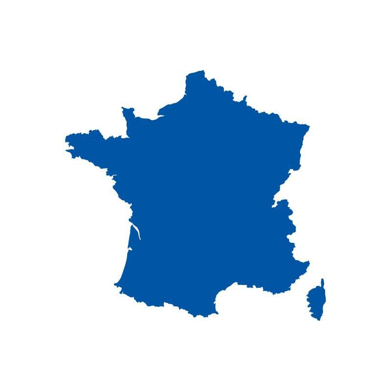 フランス観光街のTop10ランキング