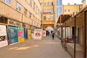 """サンクトペテルブルグで最先端の空間!アンテナショップの集う""""エタジー"""""""