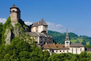 東欧の文化と山岳リゾートスロヴァキアの旅