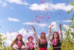 【専用車】薔薇の国を大満喫2018年バラ祭りツアー5日間