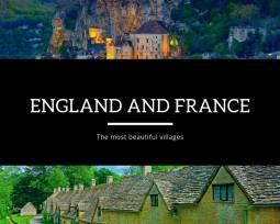 ヨーロッパ2か国周遊 フランスとイギリスの最も美しい村へ