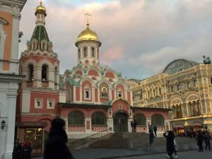 近くて遠い国ロシア?いえ、気付かなかったけど、前から大好きな国でした(ロステレコム杯観戦ツアー)
