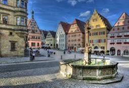 郷愁の東ドイツへの旅 10日間