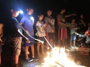 English Camp 5日目(8月2日) BBQ
