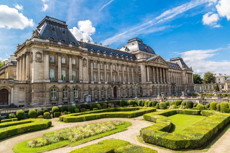 ブリュッセル王宮、夏の特別一般公開!