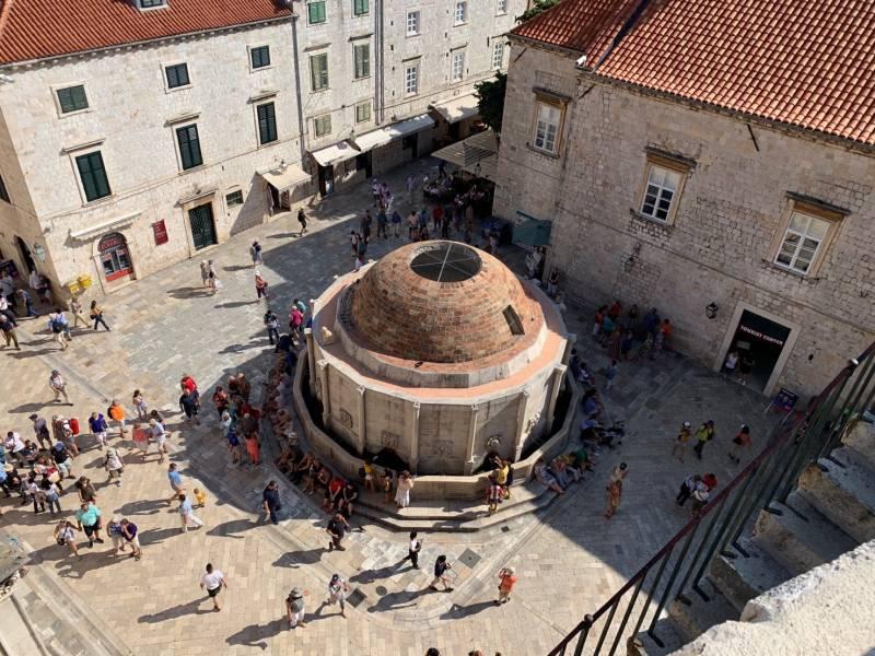 2019年9月 還暦祝いクロアチア旅行