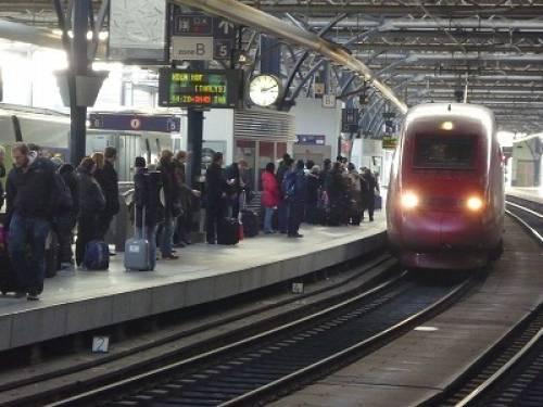 快適になるベルギーの鉄道事情