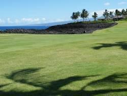 ハワイ島で夢のようなゴルフ三昧の日々