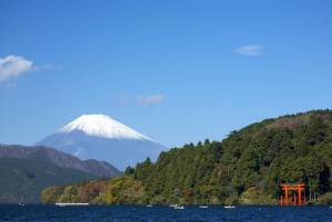Hakone Teil 1: Der See Ashinoko