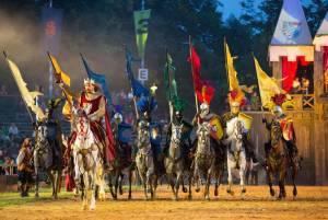2020年7月開催「カルテンベルク中世騎士ショー」ツアー募集中!
