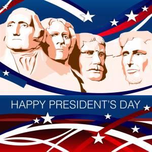 毎年2月の第3月曜日:Presidents' Day/プレジデント・デー