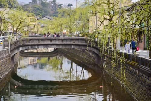 La région de Tajima : Kinosaki onsen