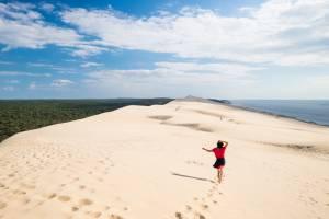 ヨーロッパ最大級・ピラ砂丘へ!