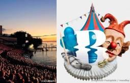 2020年7~8月 ブレゲンツ湖上オペラとザルツブルク音楽祭鑑賞🎶ハネムーン6日間