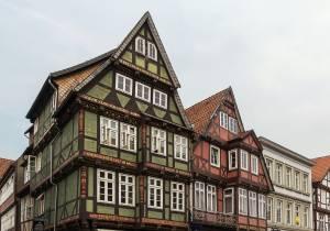 ドイツ木組みの家街道