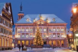 小さな町のクリスマスマーケット~ゲンゲンバッハ
