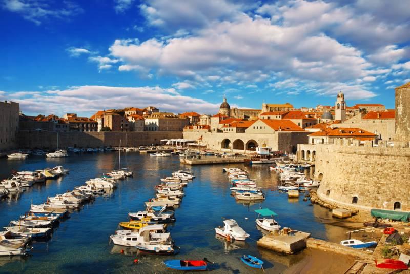 クロアチア観光/旅行【最新情報】クロアチアテレビ番組情報 「ふれあいヨーロッパ体験旅行「地中海クルージング」」