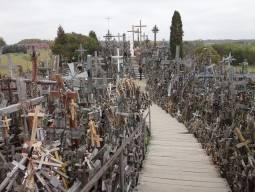 バルト三国を周遊 十字架の丘とスパ体験8日間