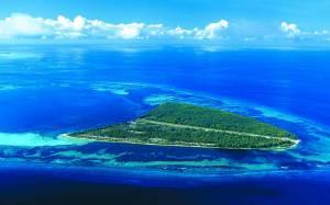 セイシェル アルフォンス島でダイビング