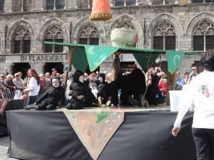 ベルギー☆イーペルの猫祭り☆
