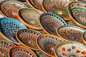 中東欧の陶器①~ルーマニアのホレズ焼き