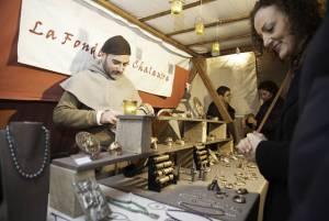 プロヴァンのクリスマスマーケット